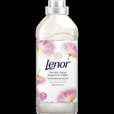 Lenor Weichspüler Inspired by Nature Seidenbaum Blüte