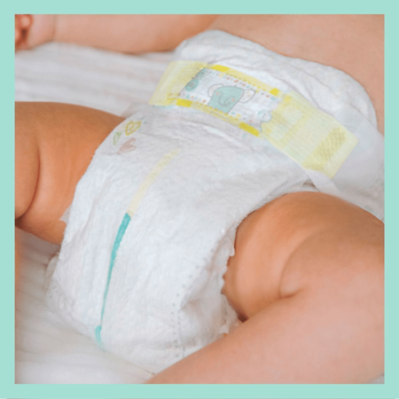 Pampers Premium Protection Größe 3, 35   Windeln