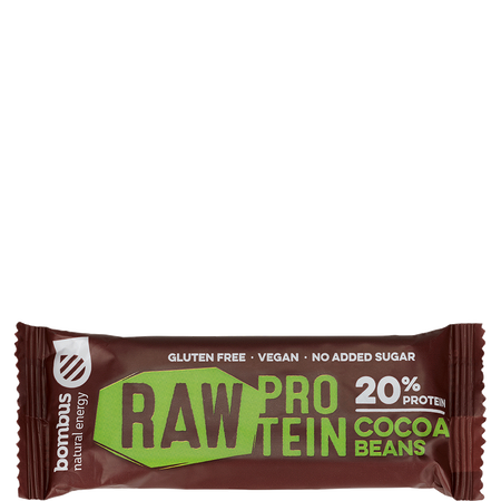 Bombus Raw Protein Cacao Bar