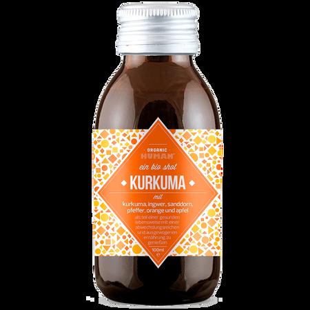 Organic Human Bio Shot Kurkuma