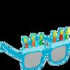 Bild: LOOK BY BIPA Fun Sonnenbrille Birthday