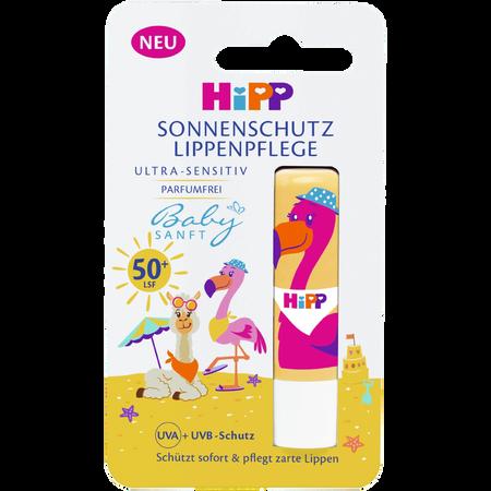HiPP Babysanft Sonnen Lippenpflegestift