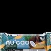 Bild: nu cao chocolate Bar mit Hanfsamen Coconut Cinnamon