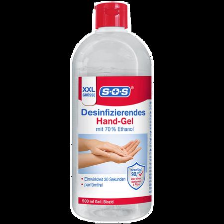 SOS Desinfizierendes Hand-Gel XXL