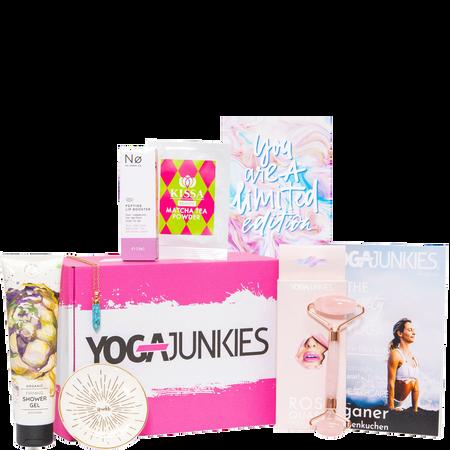 YOGA JUNKIES Yoga Junkies Box I The Beauty of Yoga
