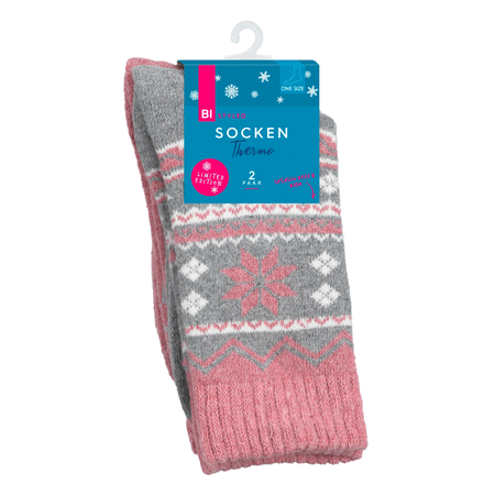 BI STYLED Thermosocken