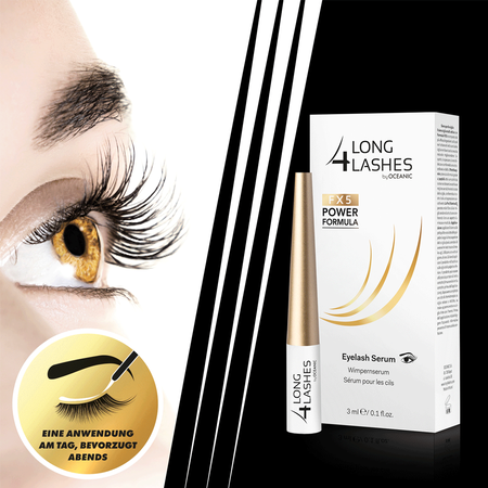 Long4Lashes Wimpernserum FX5