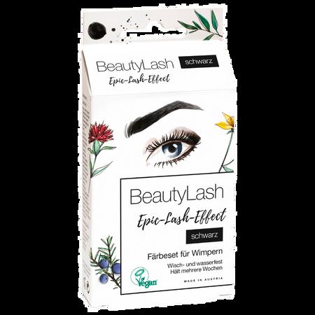 Bild: BeautyLash Augenbrauen- und Wimpernfarbe schwarz BeautyLash Augenbrauen- und Wimpernfarbe
