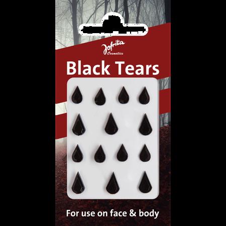 Jofrika Black Tears Aufkleber