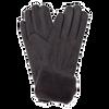 Bild: BI STYLED Handschuhe mit Fellbund Grau