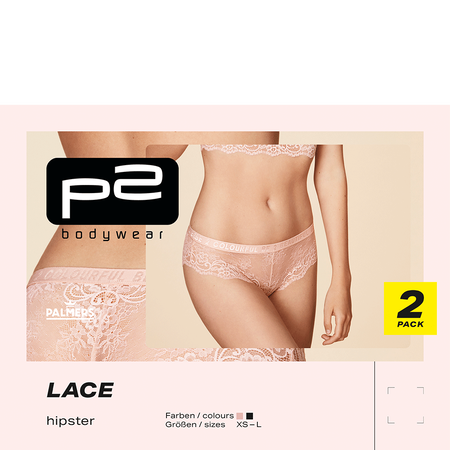 p2 Lace Hipster