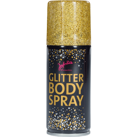 Jofrika Glitter Bodyspray Gold