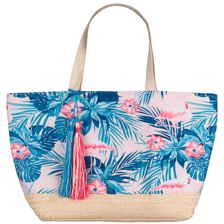 LOOK BY BIPA Shopper Flamingo