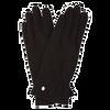 Bild: BI STYLED Handschuhe mit Knopf Schwarz