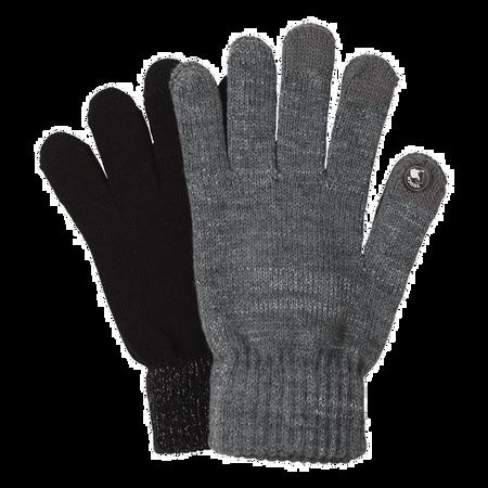 BI STYLED Smartphone Handschuhe Lurex