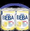 Bild: BEBA Junior 1 Milchnahrung Doppelplack