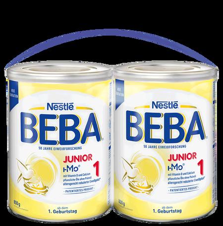 BEBA Junior 1 Milchnahrung Doppelplack