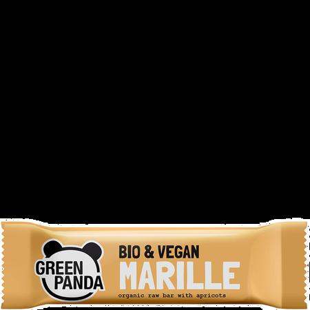 Green Panda Organic Raw Bar Chillen mit Marillen