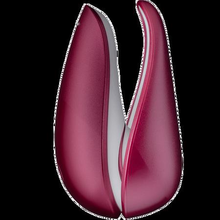 Womanizer Druckwellenvibrator Liberty Red Wine