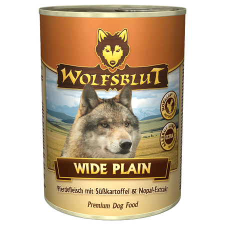 Wolfsblut Wide Plain Pferdefleisch/Süßkartoffeln