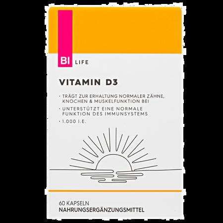 BI LIFE Vitamin D3