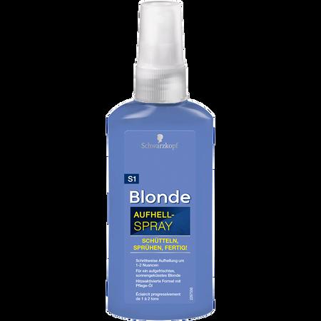 Schwarzkopf Blonde Aufhellspray