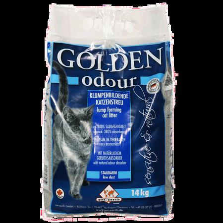 pet-earth Golden Odour Katzenstreu