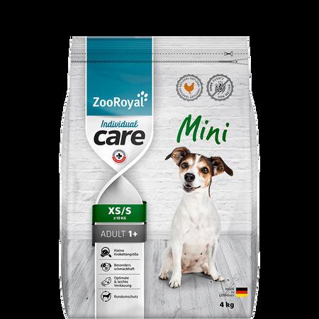 ZooRoyal Individual Care Adult Mini Geflügel Hundefutter