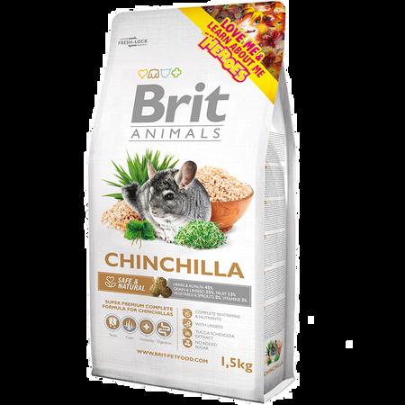 Brit Animals Chinchilla Complete Futter