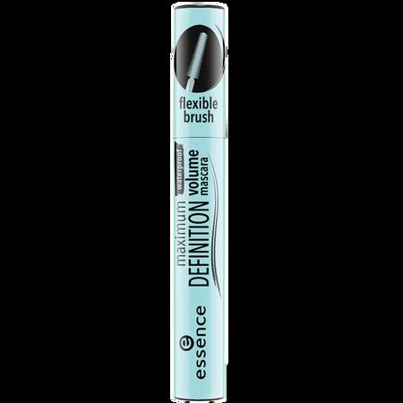 essence Maximum Definition Waterproof Mascara