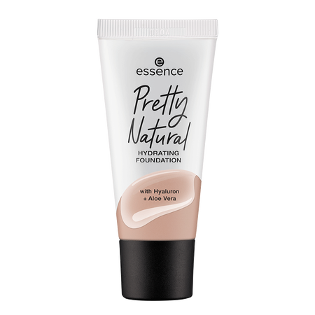 essence Pretty Natural Hydrating Foundation Hyaluron + Aloe Vera