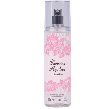 Christina Aguilera Definition Fine Fragrance Mist