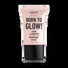 Bild: NYX Professional Make-up Born to Glow! Liquid Illuminator sunbeam