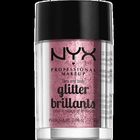 NYX Professional Make-up Face & Body Glitter Brillants