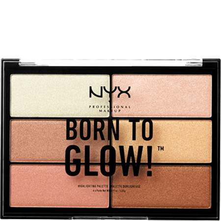 NYX Professional Make-up Born To Glow Highlighter Palette