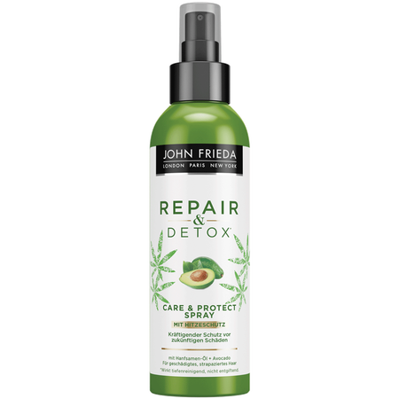 JOHN FRIEDA Repair & Detox Care & Protect Spray