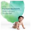 Bild: Pampers Pure Protection Größe 1, 35   Windeln