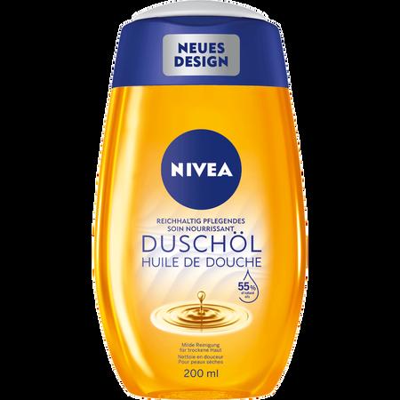 NIVEA reichhaltig pflegendes Duschöl