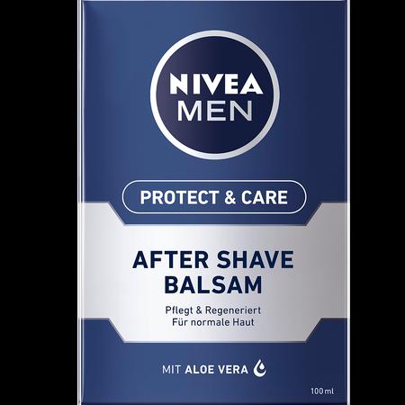 Bild: NIVEA MEN Protect & Care After Shave Balsam  NIVEA MEN Protect & Care After Shave Balsam