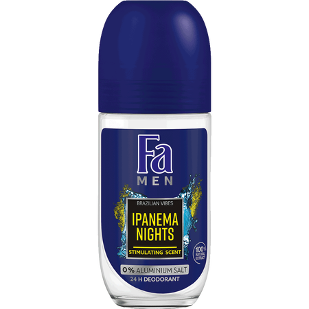 Fa MEN Deo Roll On Ipanema Nights