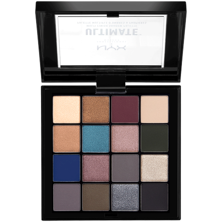 NYX Professional Make-up Ultimate Multi Finish Shadow Palette