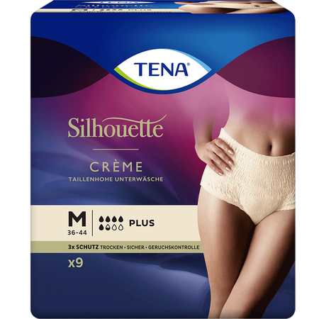 TENA Silhouette Lady Pants Creme M