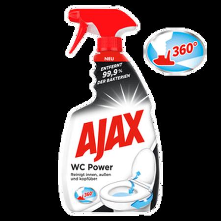 Bild: Ajax WC Power Spray  Ajax WC Power Spray