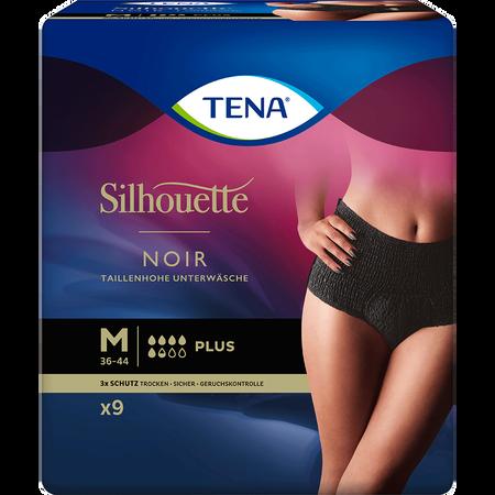 TENA Silhouette Noir Pants Plus Medium