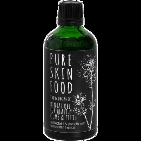 Pure Skin Food Bio Zahnöl zum Ölziehen