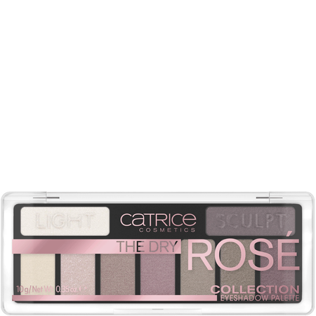 Catrice Eyeshadow Palette The Dry Rose Collection