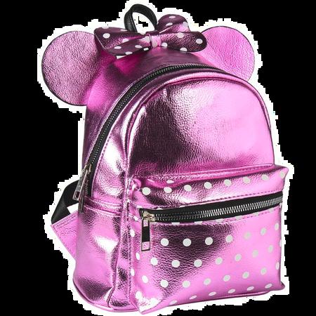 Disney's Rucksack Minnie Pink Metallic