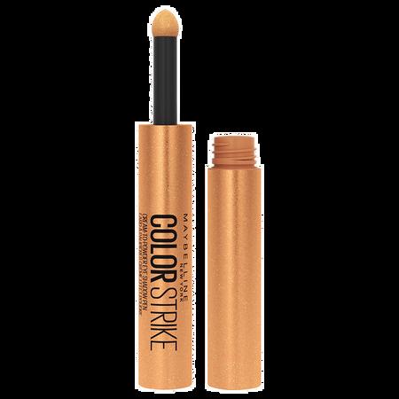 MAYBELLINE Colorstrike Cream to Powder Eyeshadow