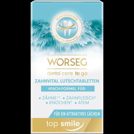 MEDICAL BEAUTY for Cosmetics Top Smile Zahn Vital Lutschtabletten