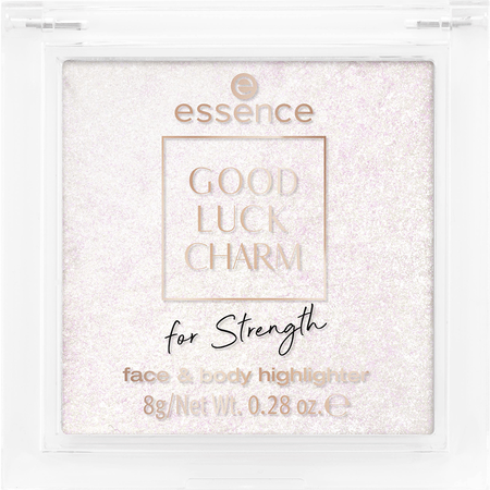 essence Good Luck Charm for Strength Face & Body Highlighter
